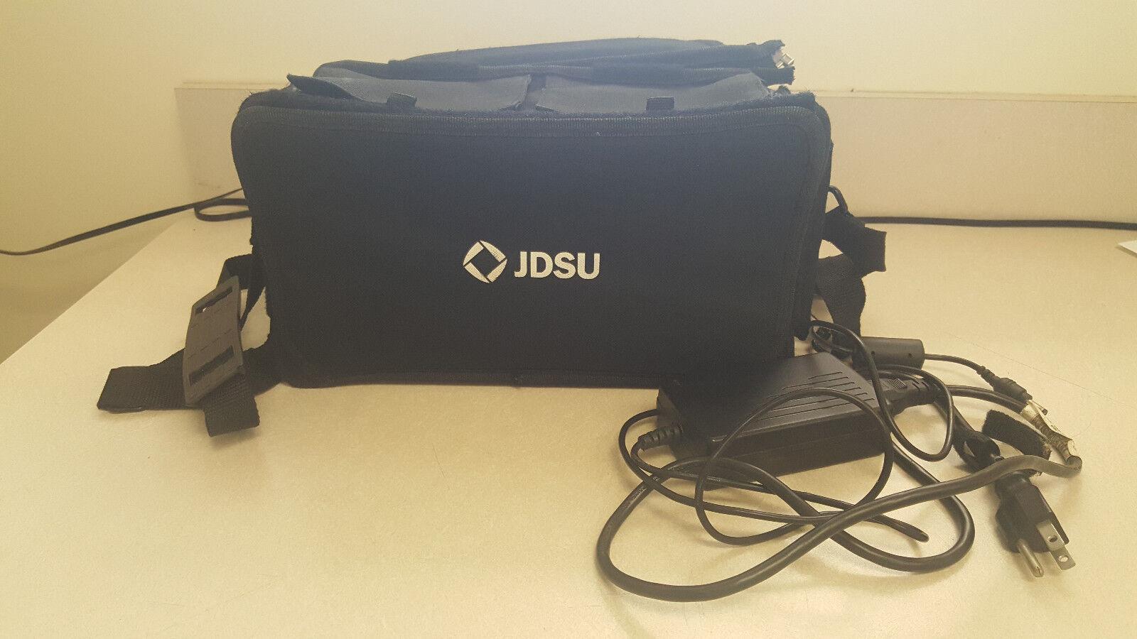 JDSU VIAVI MTS T-BERD 4000 Fiber OTDR w/ 4126 MA and OPTIONS FC-S-PM