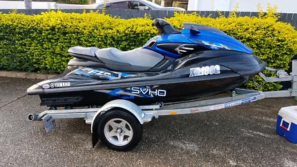 2015 Yamaha FZS SVHO Jetski