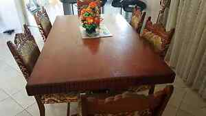 Dinning table Prestons Liverpool Area Preview