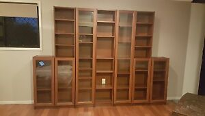 Massive IKEA Billy bookcase configuration Redland Bay Redland Area Preview