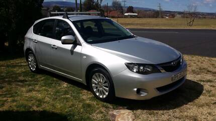 2009 Subaru Impreza  Great condition  Genuine one lady owner