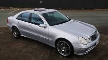 2005 Mercedes-Benz E350 AMG Sports Package Tingalpa Brisbane South East Preview