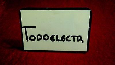 TodoelectR