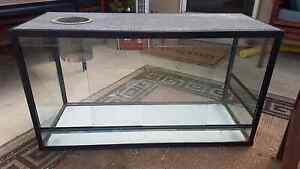 Glass Reptile Enclosure and accessories Goulburn Goulburn City Preview