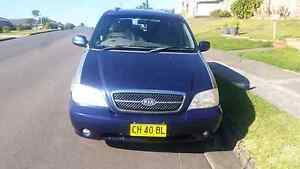 Kia carnival 2004 Forster Great Lakes Area Preview