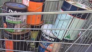 Used dulux paint Bankstown Bankstown Area Preview