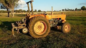 Fiat tractor 750 special Tamworth Tamworth City Preview