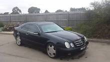 2001 Mercedes-Benz CLK230 Coupe Greenvale Hume Area Preview