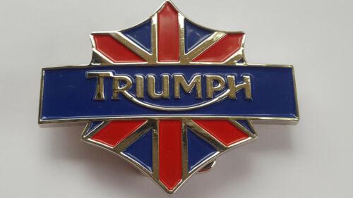 Triumph Motorcycle Belt Buckle