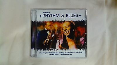 Rare The Best Of Rhythm & Blues 2003 BCI Eclipse Original Artists