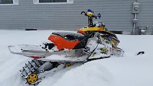 Skidoo rev freestyle seat