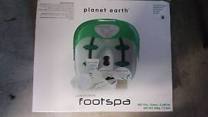 Planet Earth Pure Simplicity FootSpa Werribee Wyndham Area Preview