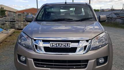 ISUZU D-Max Crew Cab LSM 3.0 TD 4x4 Spped Auto MY15 for sale