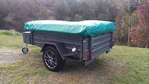 Camper trailer Samsonvale Pine Rivers Area Preview