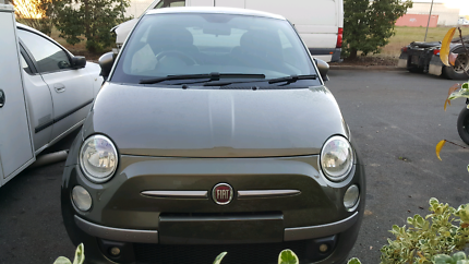 2011 Fiat 500 Hatchback Petrol North Albury Albury Area Preview