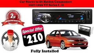Holden Commodore VT Series I , II Single Din AX1501 Stereo Dandenong North Greater Dandenong Preview