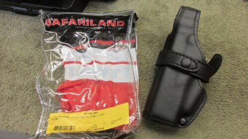 Safariland 070-83-262 SS III Mid Ride Holster Nylon Look Left Handed Glock 17 22