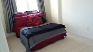 Queen size Bedroom beddings, gently used