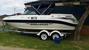 For sale 2001 SeaDoo Utopia jet boat Byford Serpentine Area Preview