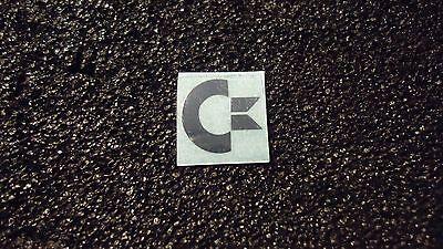 Commodore Amiga Label / Aufkleber / Sticker / Badge / Logo 1cm x 1cm [131]