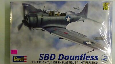 REVELL SBD DAUNTLESS DIVE BOMBER 1:48 SCALE MODEL NIB  for sale  Lincoln