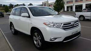 2012 Toyota Kluger KX-S Full Luxury Options - Low kms - EXCELLENT Kambah Tuggeranong Preview