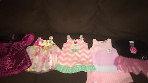 6 month to 3T dresses