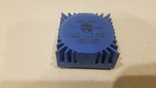 Amveco - Talema 70053K Encapsulated Toroid Transformer 15VA, 2@115V, 2@15V