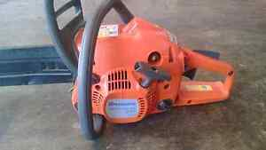 HUSQVARNA 236 CHAINSAW WITH WARRANTY FULLY SERVICED Sunbury Hume Area Preview