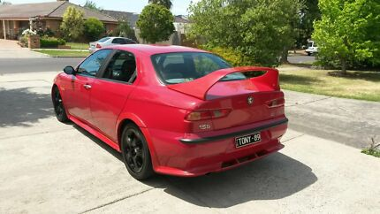 1999 Alfa Romeo 156 for Sale