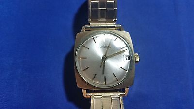 Vintage Girard Perregaux Swiss Automatic Men's Watch 10K Gold Filled Case