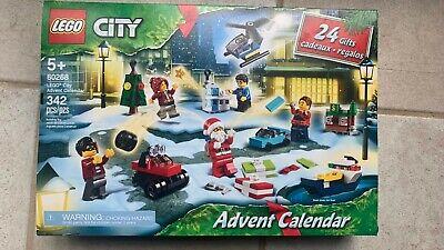 LEGO Advent Calendar City Town (60268), Unopened