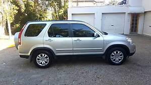**2006 HONDA CRV- AUTO - 4x4 - REGO - RWC - LEATHER - ECONOMICAL Labrador Gold Coast City Preview