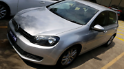 2010 VW Golf 103TDI Comfortline Auto 2.0 Diesel Turbo (MK6) Casula Liverpool Area Preview