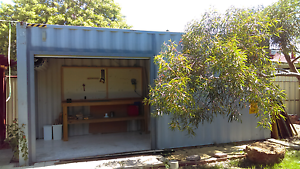 SEA (SHIPPING) CONTAINER 20FT HIGH CUBE NEW factory modified West Leederville Cambridge Area Preview