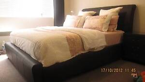 Queen sized bed Homebush Strathfield Area Preview