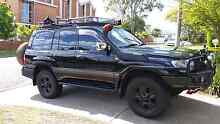04 Toyota Landcruiser Sahara 4x4 Nundah Brisbane North East Preview