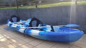 Double kayak Asquith Hornsby Area Preview