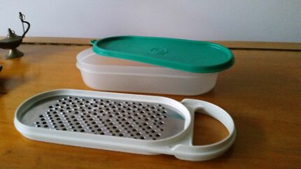 Tupperware grate-n-storer Brunswick Moreland Area Preview