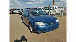 2008 Volkswagen City Golf 2.0L 4 cyl. Inspected W/Warranty!