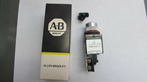 Allen Bradley 800MR-HX2B  2-Position Selector Switch  NIB