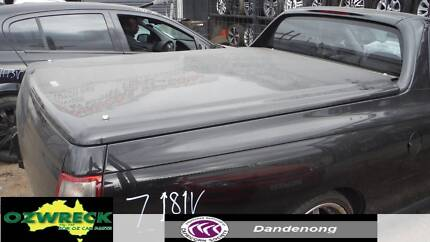 HOLDEN COMMODORE VY SS UTE HARD LID NO KEY PAINT CODE 690F