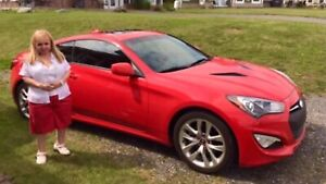2013 Genesis Coupe...Premium Edition..