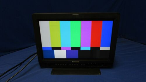 """Panasonic BT-LH1700W 17"""" Widescreen LCD Monitor - (has blemishes)"""