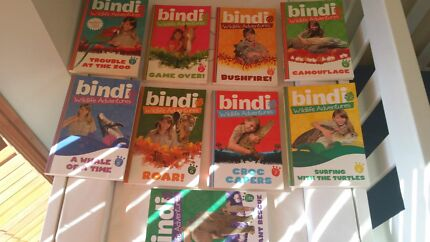 Bindi Irwin Books Hillcrest Logan Area Preview