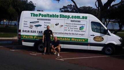 Perth Piano And Pool Table Movers Ellenbrook Swan Area Preview