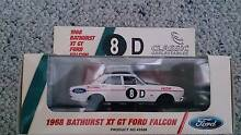 Classic Carlectables 1:43 1968 Bathurst XT GT Ford Falcon Pelican Lake Macquarie Area Preview