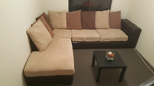 Beautiful Harvey Norman, brown colour couch/sofa/lounge RRP$2500 Craigie Joondalup Area Preview