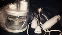 Food processor / Blender with Wand NEW!!