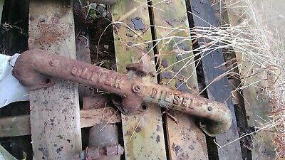 Oliver Super 77 Diesel Intake Manifold